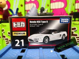 日版 HONDA NSX TYPE R 黑盒21