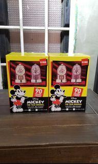 全新 Mickey mouse 90周年 鐘