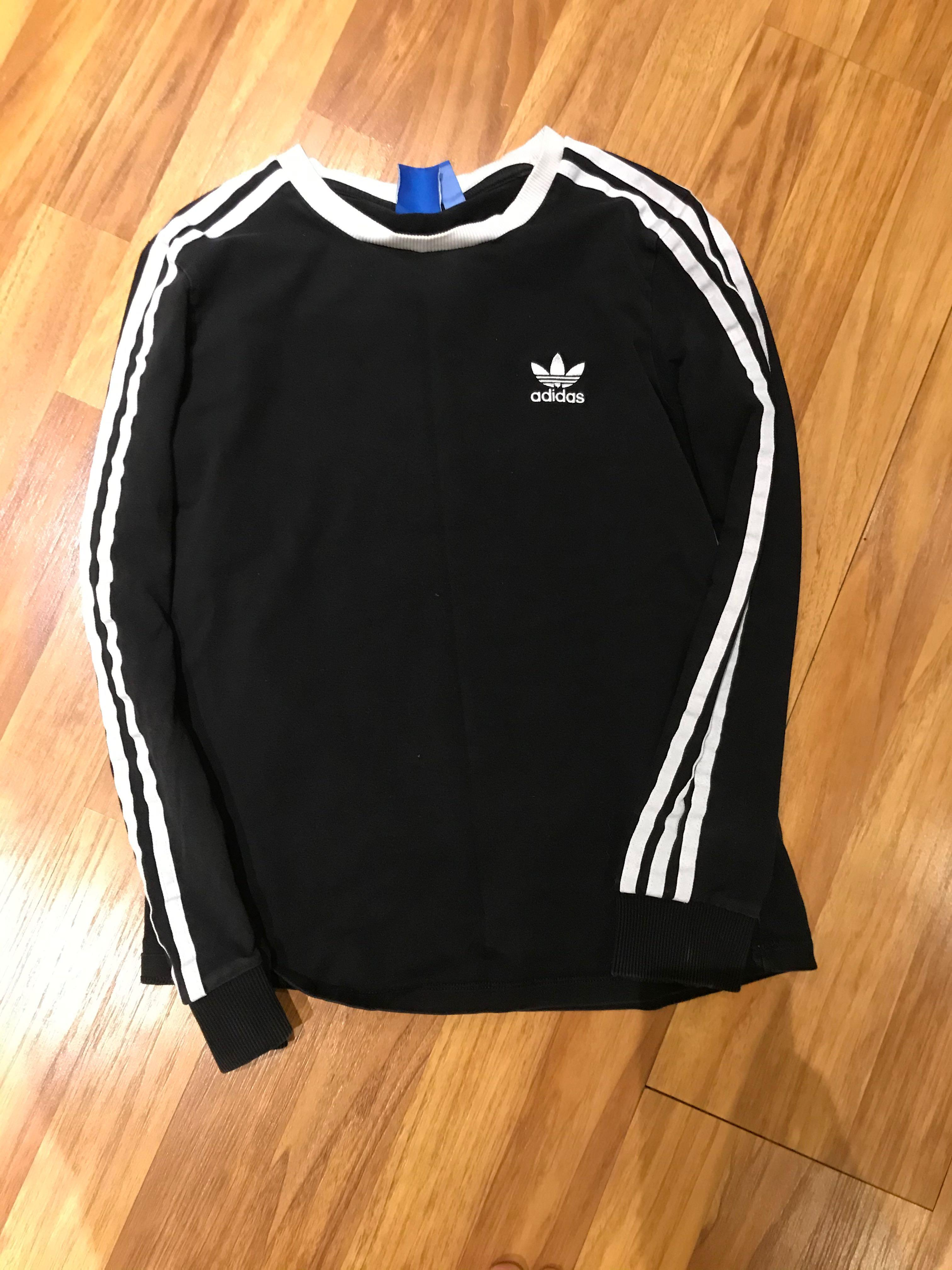 Adidas long sleeve athletic top. Size small