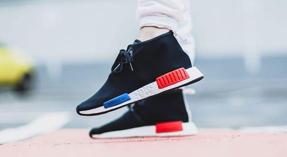 Adidas NMD C1 Chukka size 9.5 DS