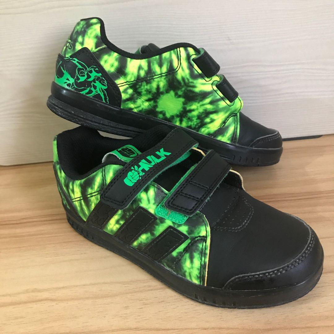 Adidas The Hulk Shoes, Babies \u0026 Kids