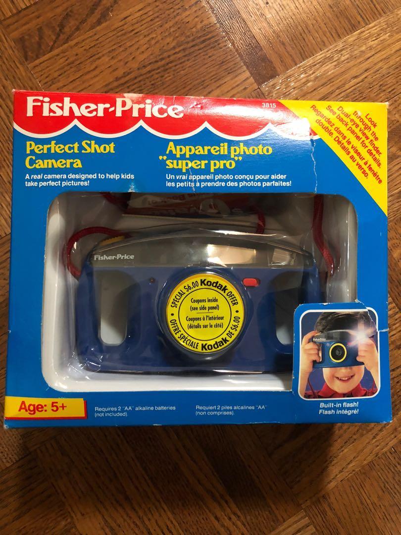 BNIB Fisher Price Perfect Shot FIRM