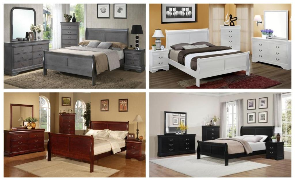 Brand new 8 pcs bedroom set in all sizes twin/full/queen/king available