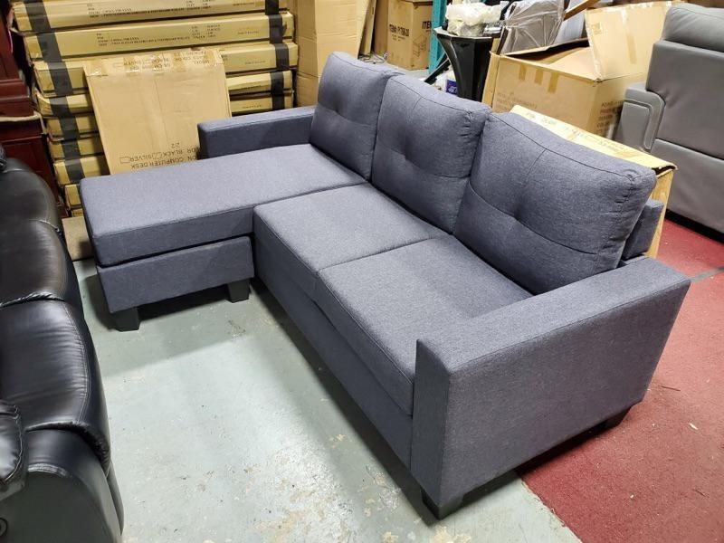 Brand new Sectional in Fabric