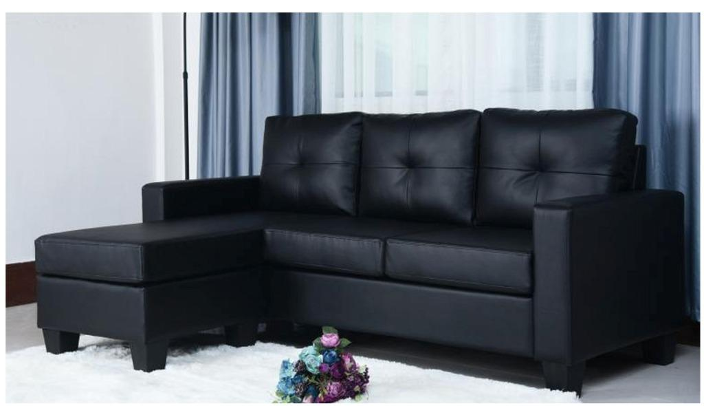 Brand new sectional in Leather
