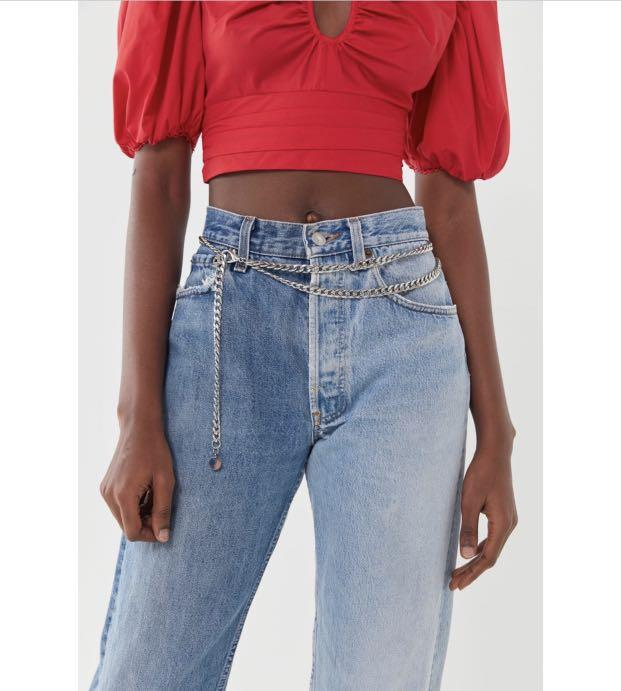 BRAND NEW Urban Outfitters Layered Chain Belt