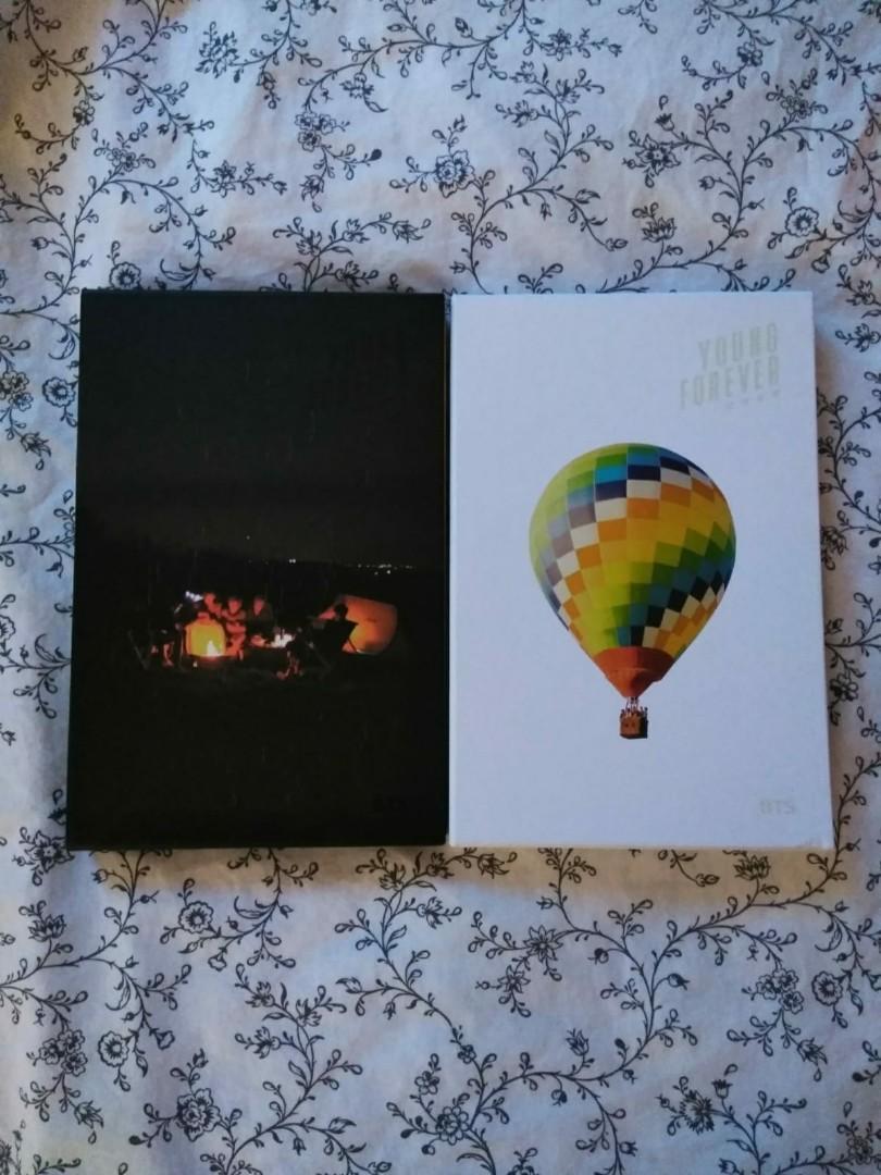 BTS: YF Albums ver. Day + Night