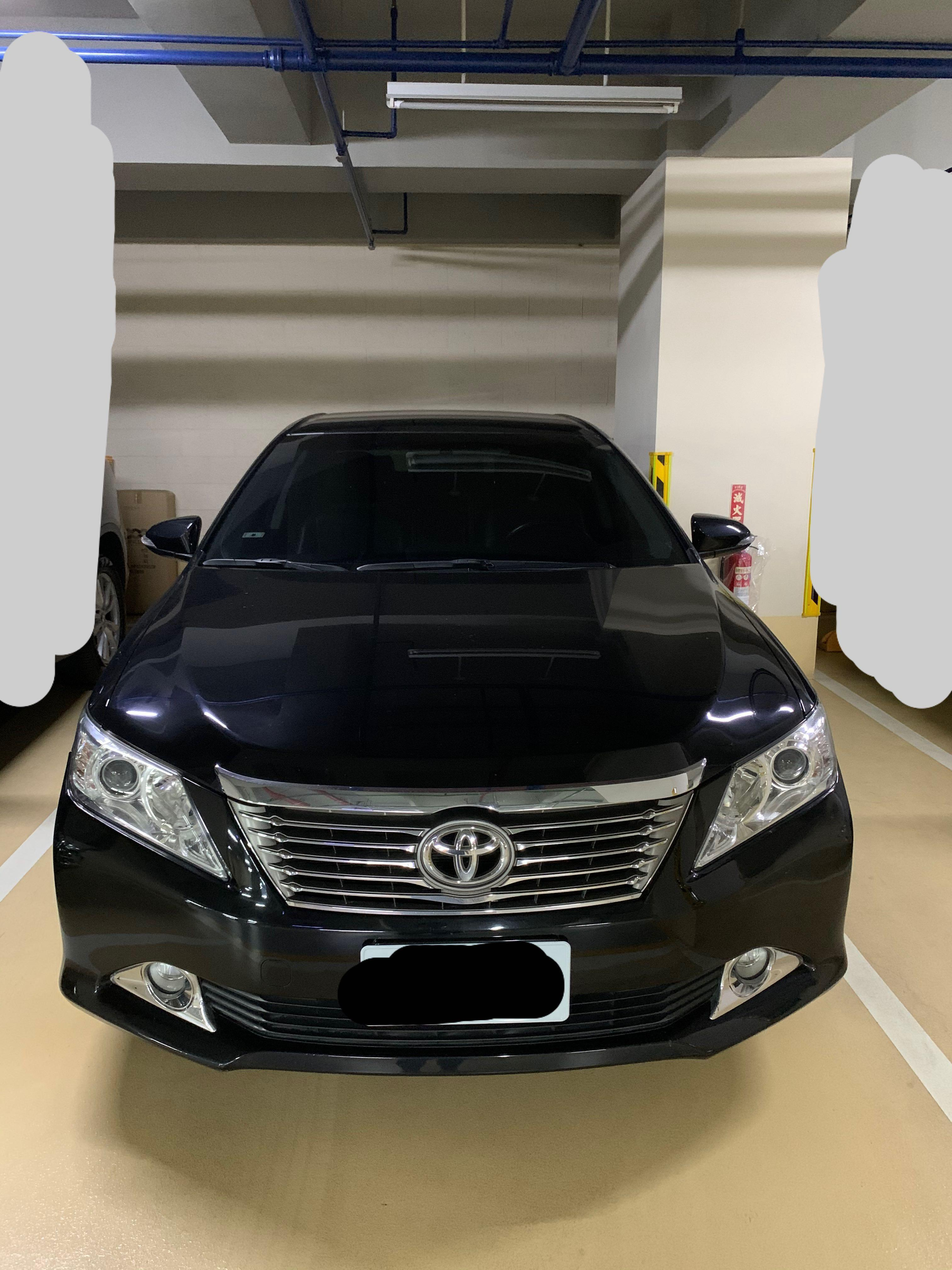 Camry 2013 2.0 黑色 轎車