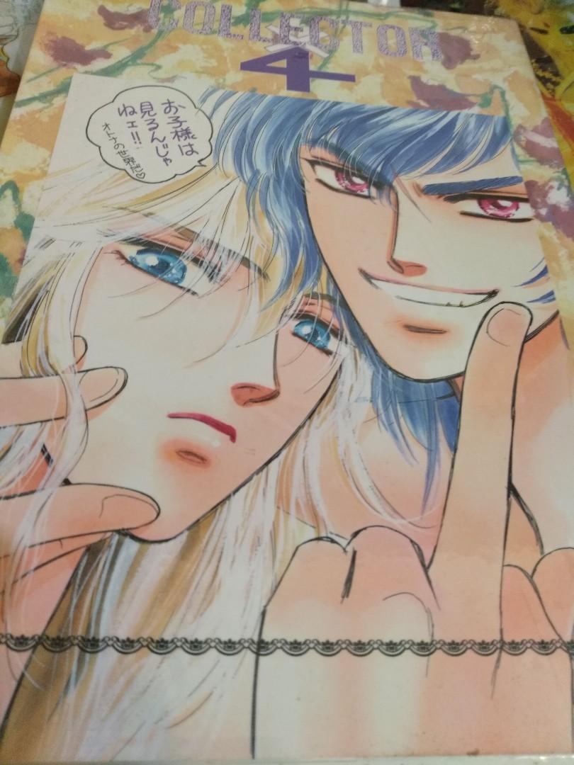 CollectorX4/星矢同人誌/3593