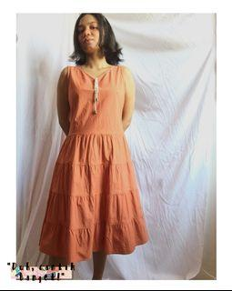 Dress warna earth tone