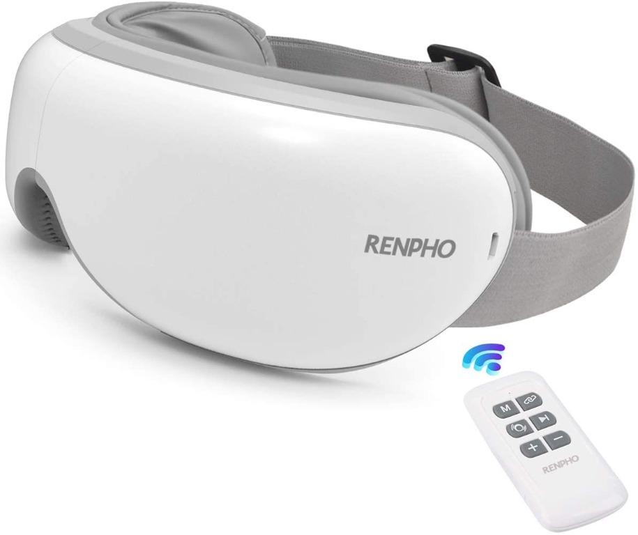 Eye Massager with Remote Control & Heat
