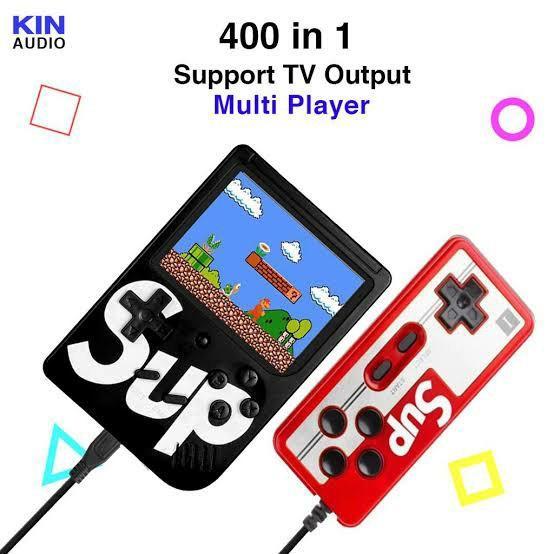 Full set Gameboy Sup Retro mini  400 in 1  Games jadul