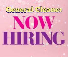 General Cleaner Islandwide