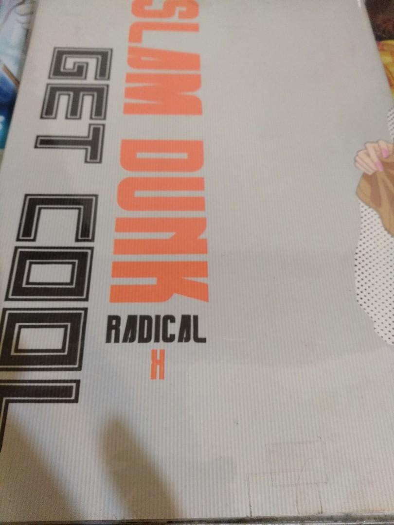 Get cool/Radical X/灌籃高手同人誌