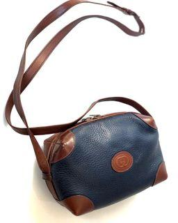 Gucci Slingbag Grained Leather Vintage (18x12cm) fbc