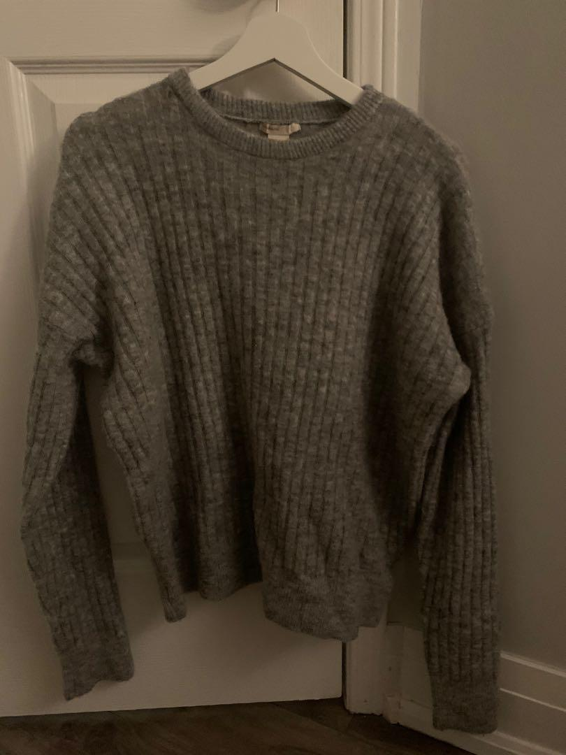 Hm mohair sweater