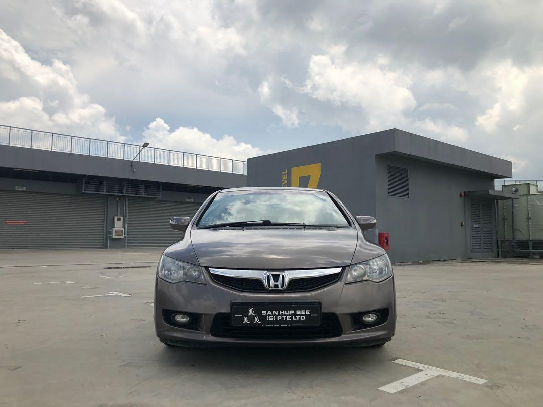 Honda Civic 1.8 (A)