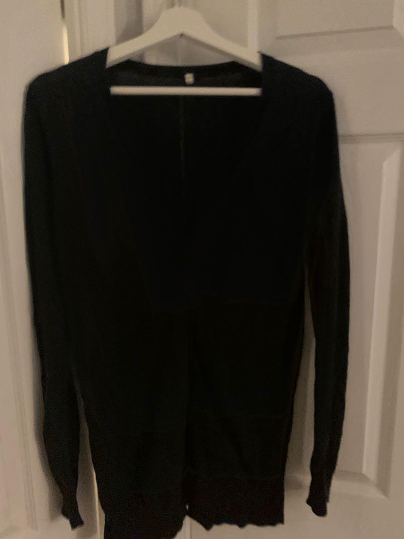 Muji  sweater cardigan