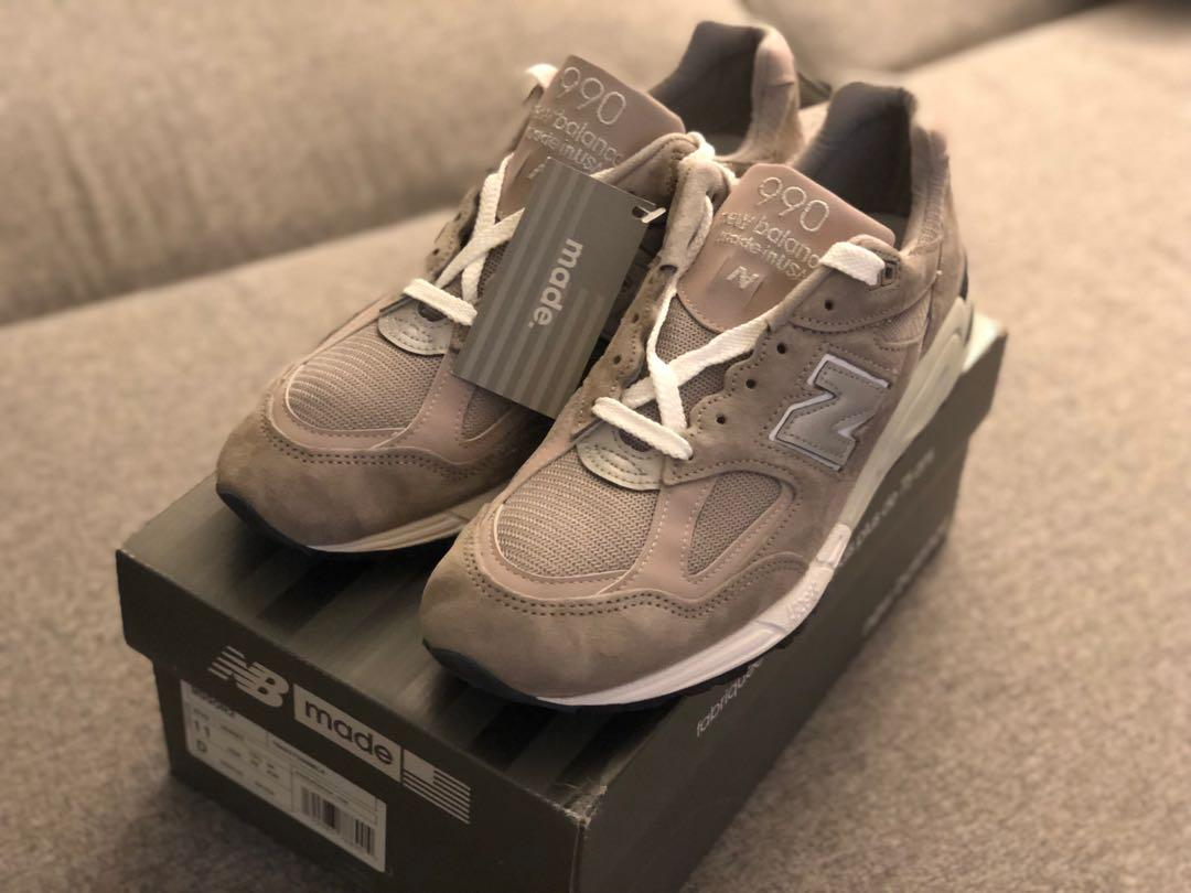 New Balance 990N2 Size 11 DS