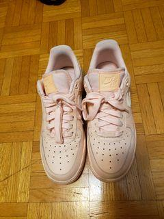 Nike airforce 1 in pink size 7 (fits 7.5)