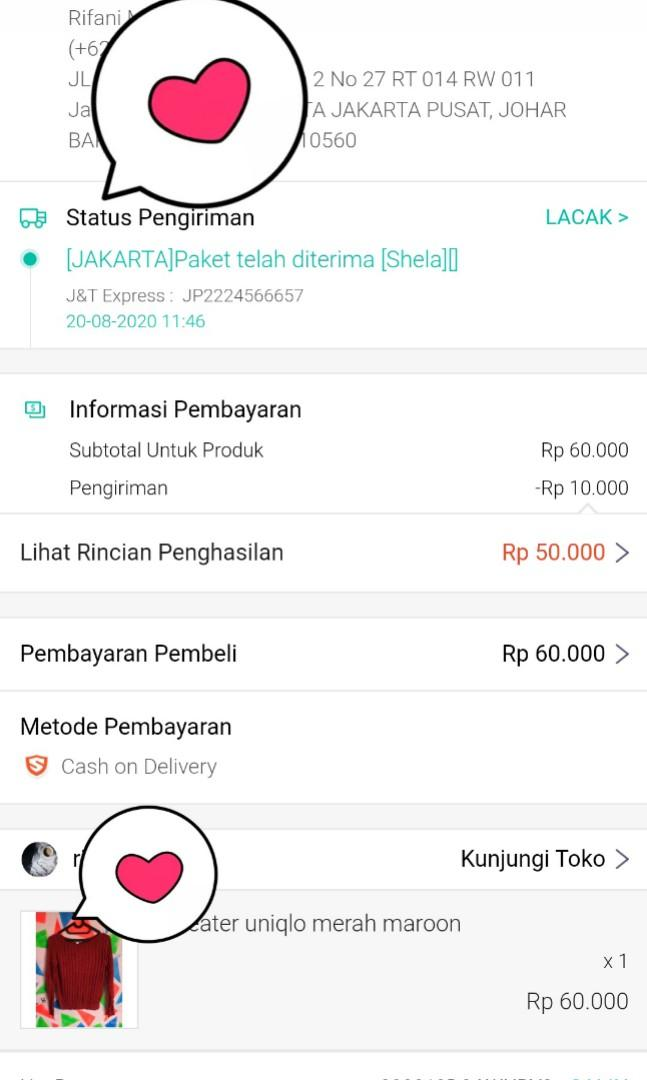 Order By Shopee