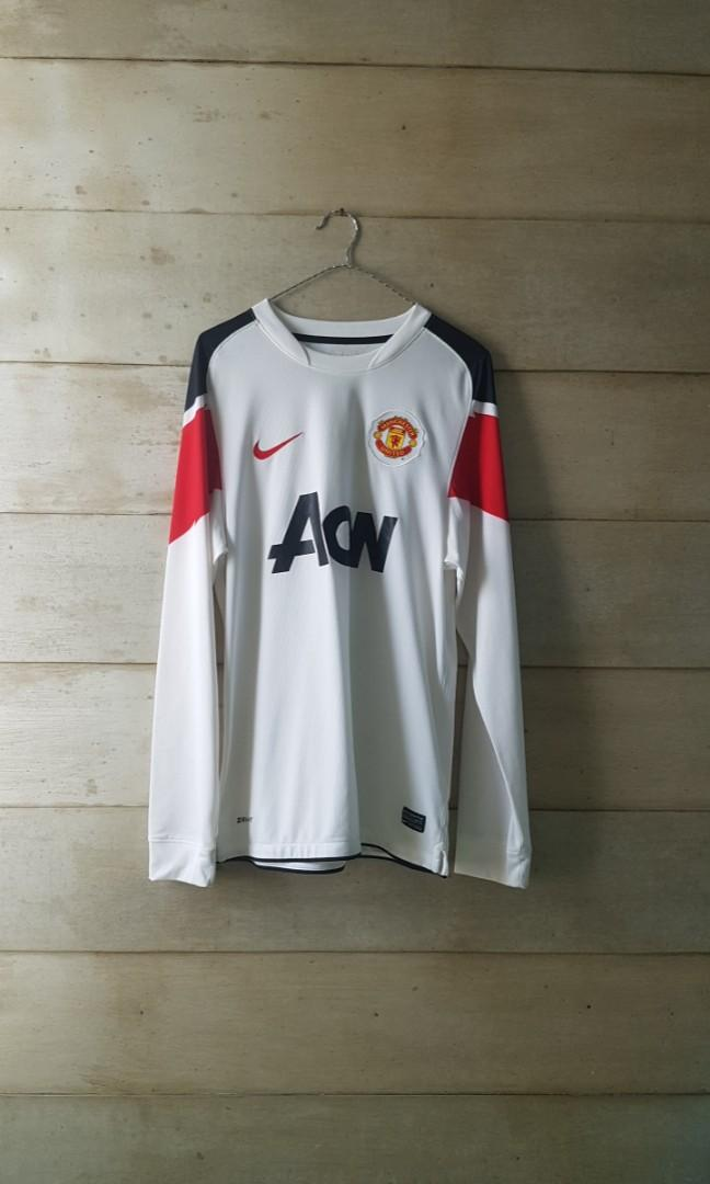 Original jersey MANCHESTER UNITED 2010 away