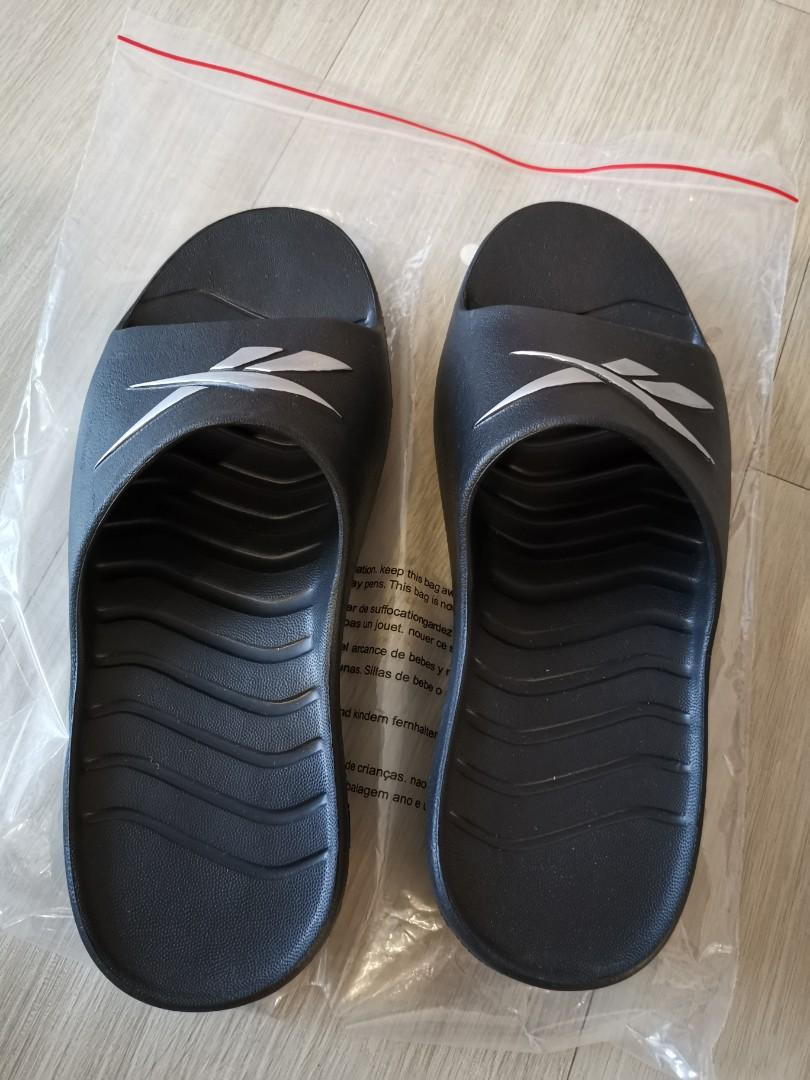 reebok mens slippers