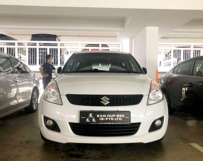 Suzuki Swift 1.4 GLX VVT 5-Dr Auto