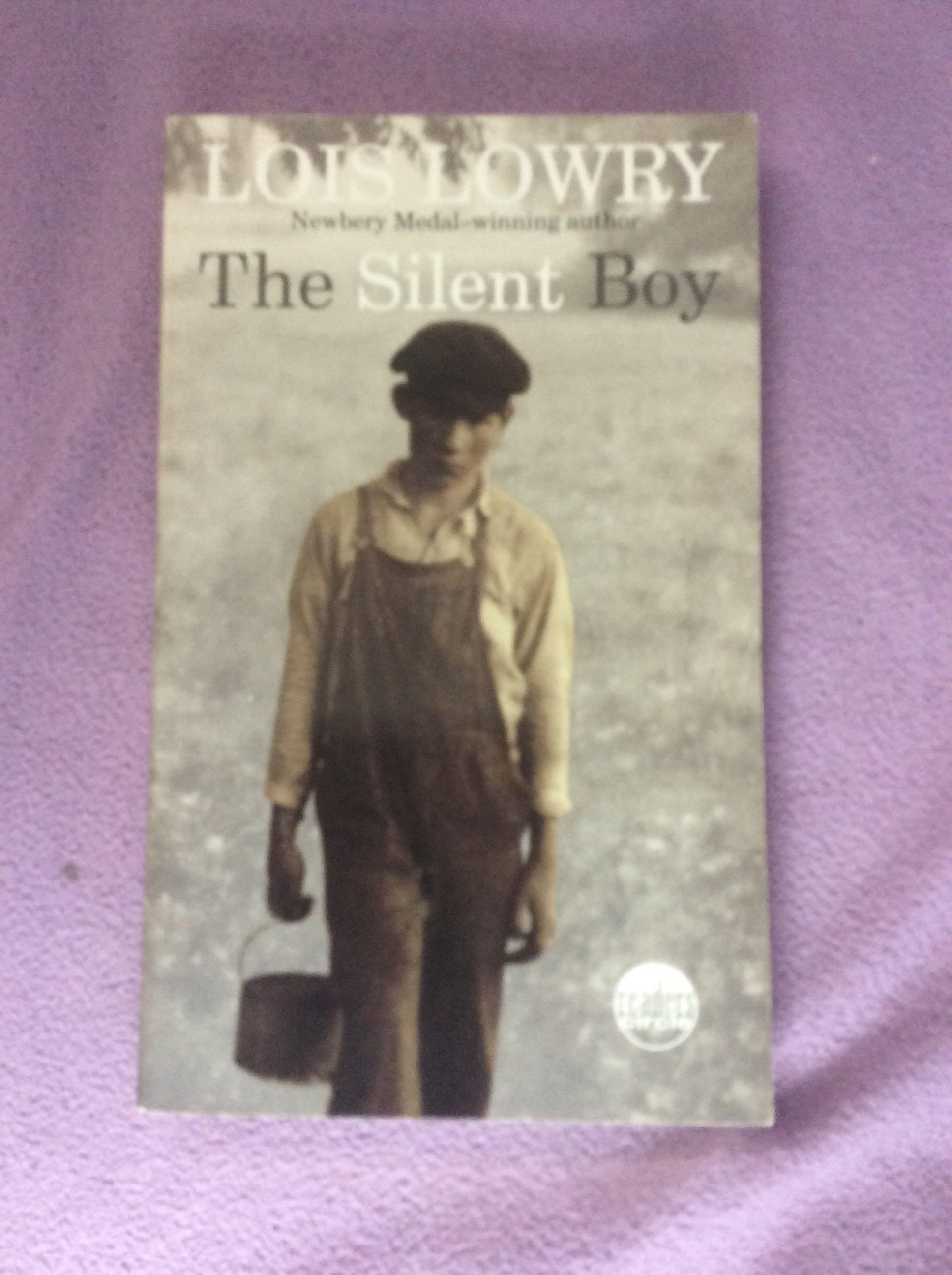 The Silent Boy book