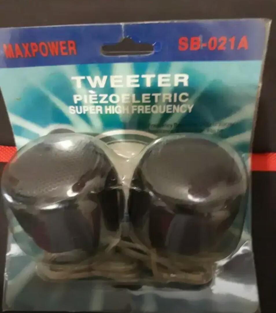Tweeter Piezoeletric