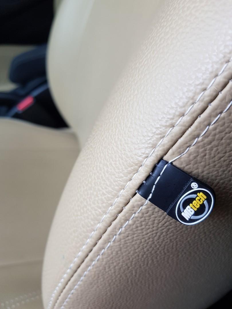 WTS Sarung Jok Mobil MB Tech Honda Jazz
