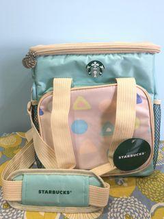 《Yo》星巴克Starbucks端午組 超實用保冷袋