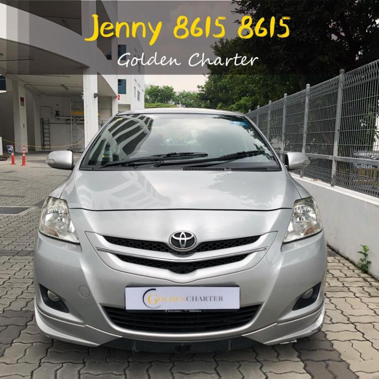 07/09 Call Jenny 8615 8615 SEPT PROMO COME GRAB YOURS QUICK ! Toyota Vios Cheapest Weekly Rental Available ! Cars Ready for Go-Jek Rebate, Grab, Ryde, PHV, Personal Usage ! Cheap Rental Car ! Car Rental ! Rent Car !