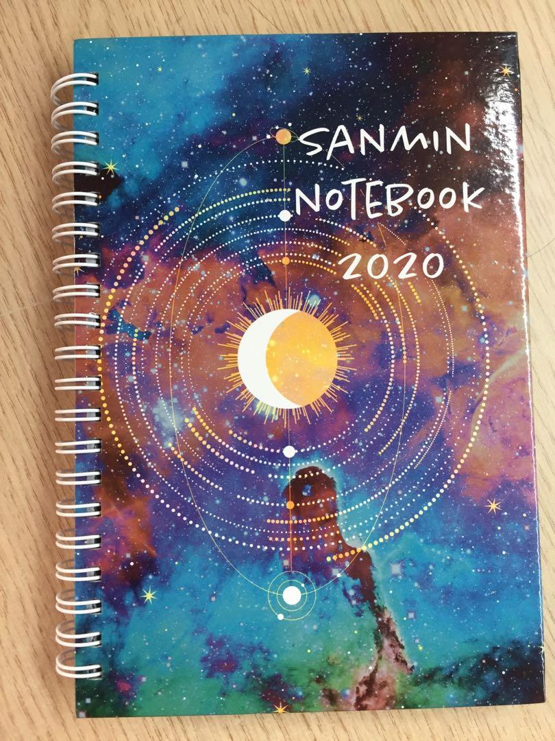 2020行事曆❤️免費贈送 超精美 時間管理 手帳