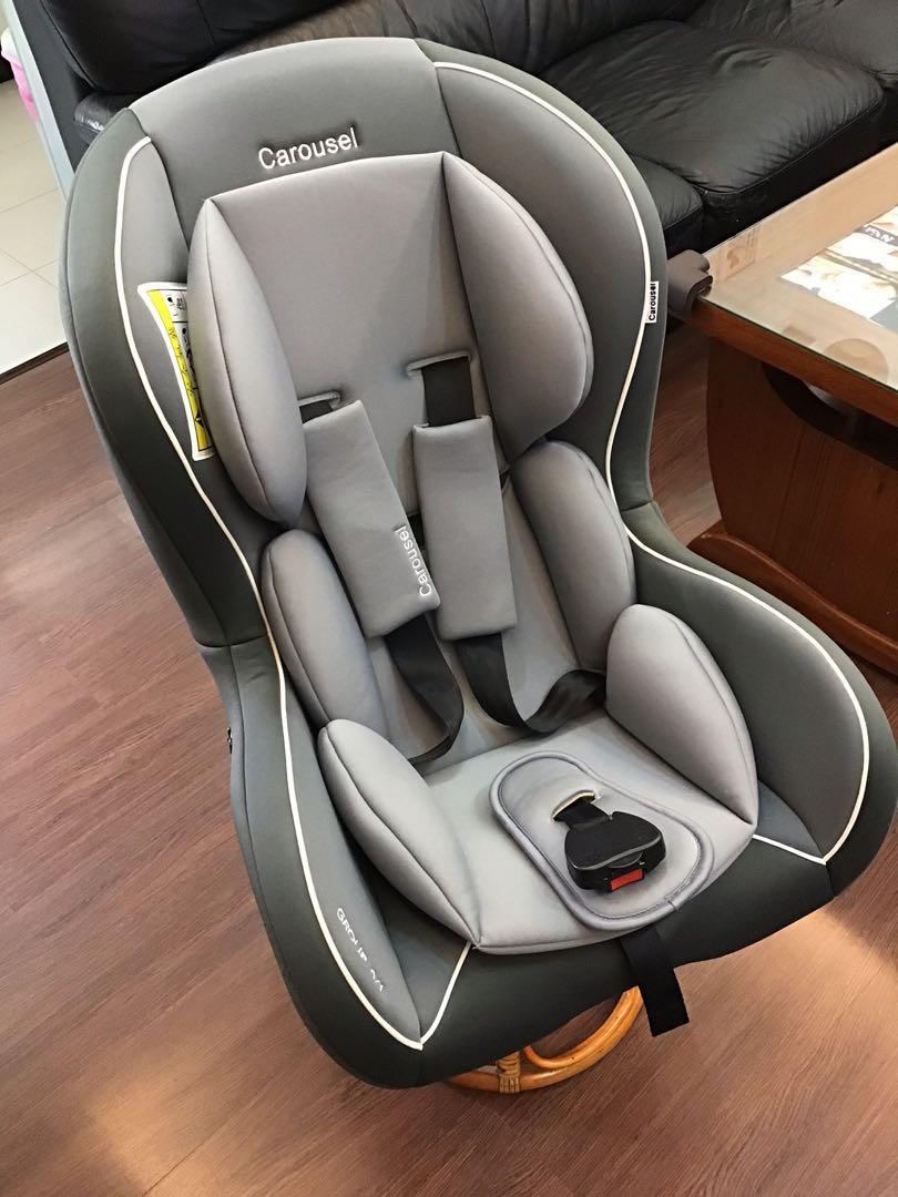 兒童汽車安全座椅(送涼墊)