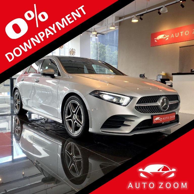 ⭐ A200 AMG-Line Premium Plus ⭐