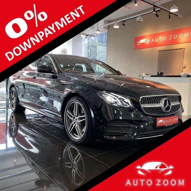 ⭐ E200 AMG-Line Premium ⭐
