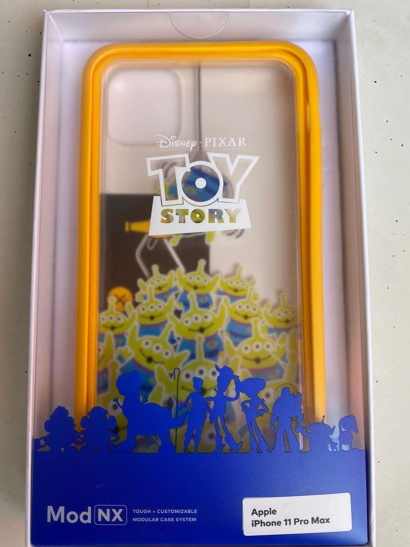 犀牛盾 Mod NX TOY玩具總動員三眼怪背板 黃色手機殼 iPhone 11 pro max 6.5用