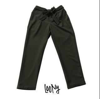 Army Pants - Nathan Pants by Loony Store this is april thenblank