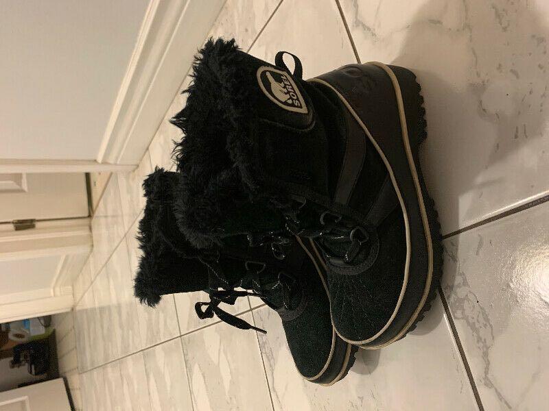 Black Sorels