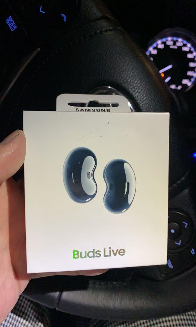 Buds Live三星降噪耳機