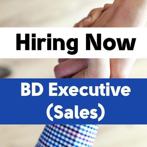 Business Development Executive (Sales)
