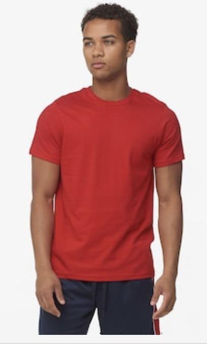 Champs Sports Gear (CSG) Red T-shirt