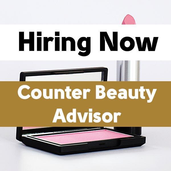 Counter Beauty Advisor