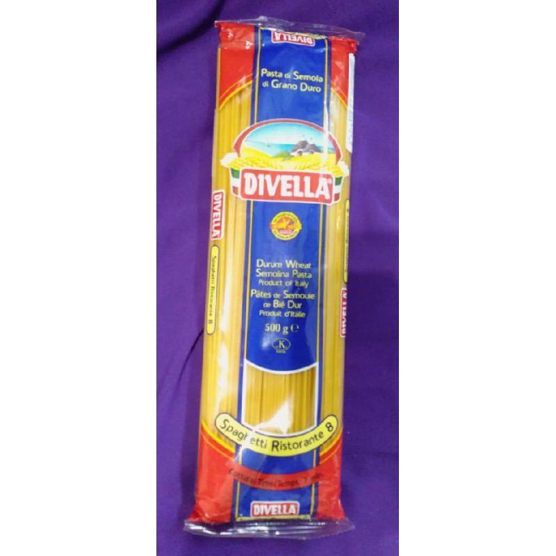 Divella直麵 D8