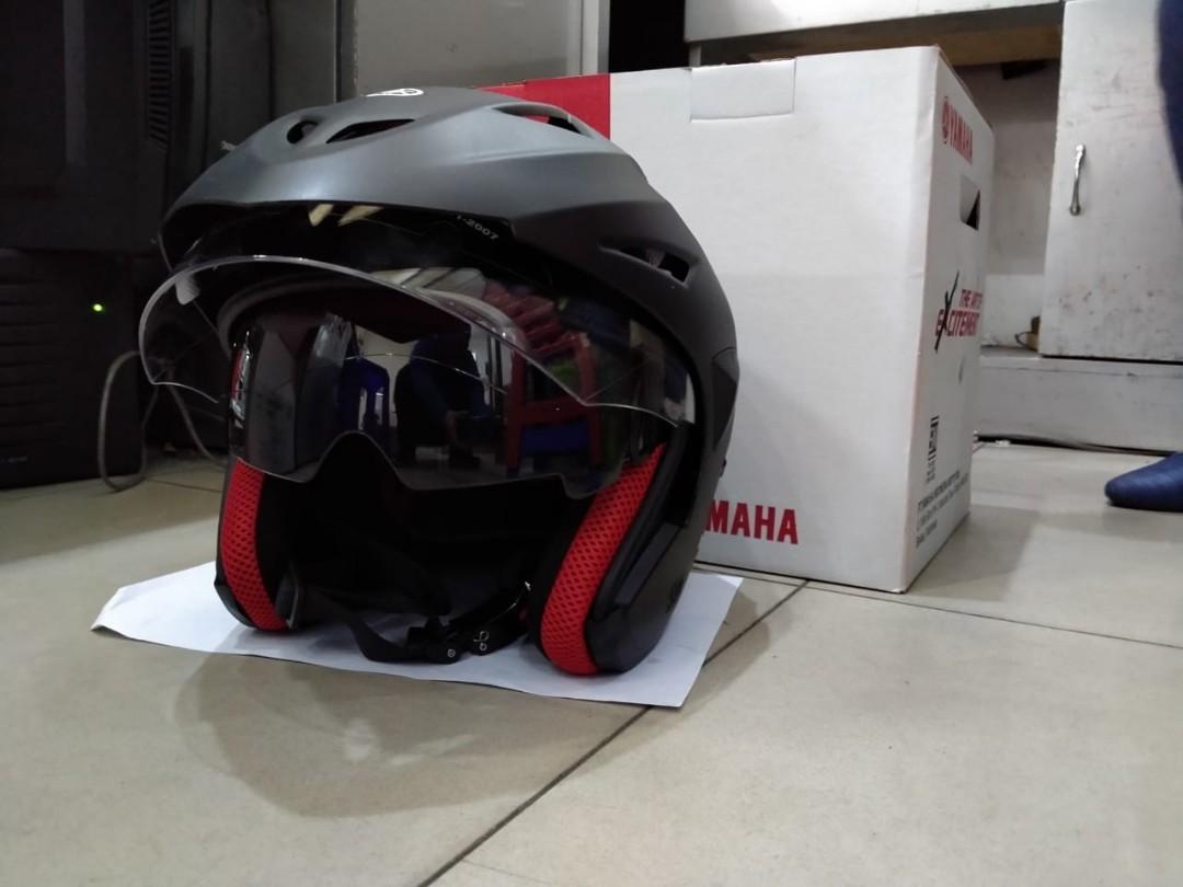 Helm original yamaha MTX