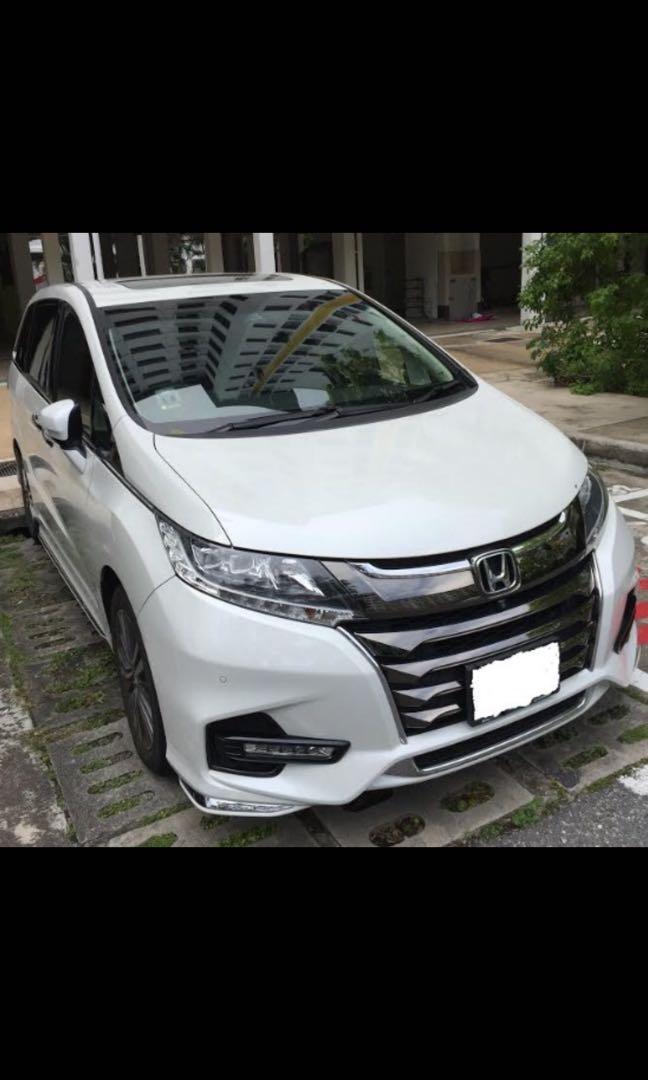 Honda Odyssey 2.4 EXV (A)
