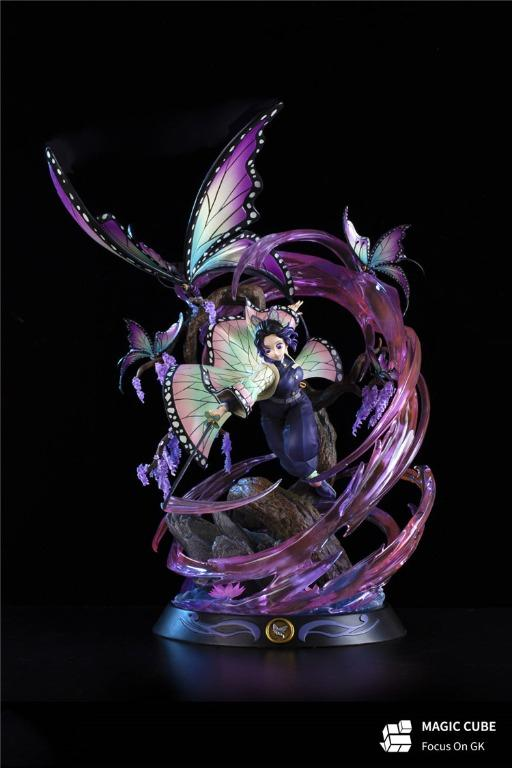 [IN-STOCK]DEMON SLAYER: SHINOBU KOCHO - INSECT HASHIRA STATUE FIGURE