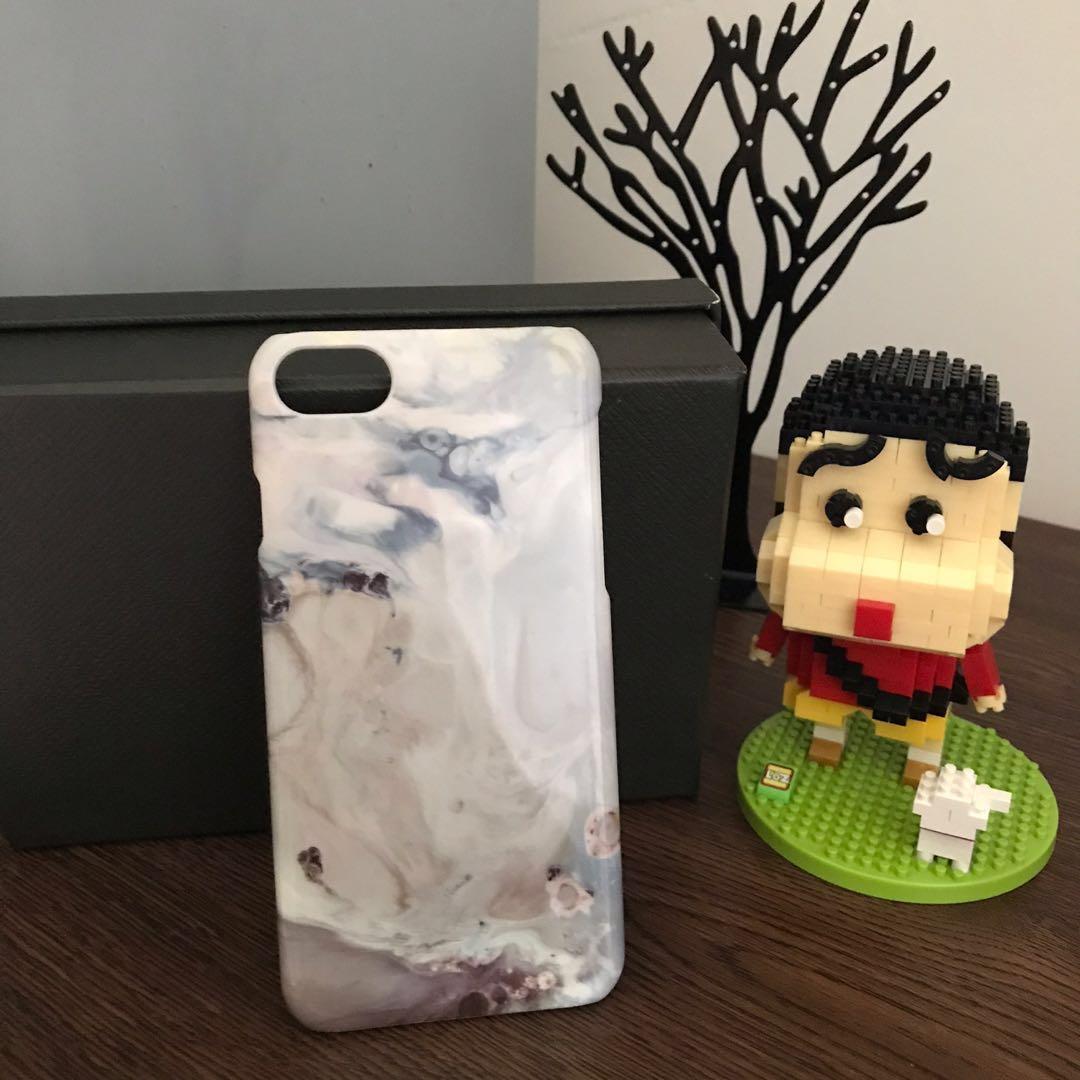 iphone 7大理石手機殼(硬殼)