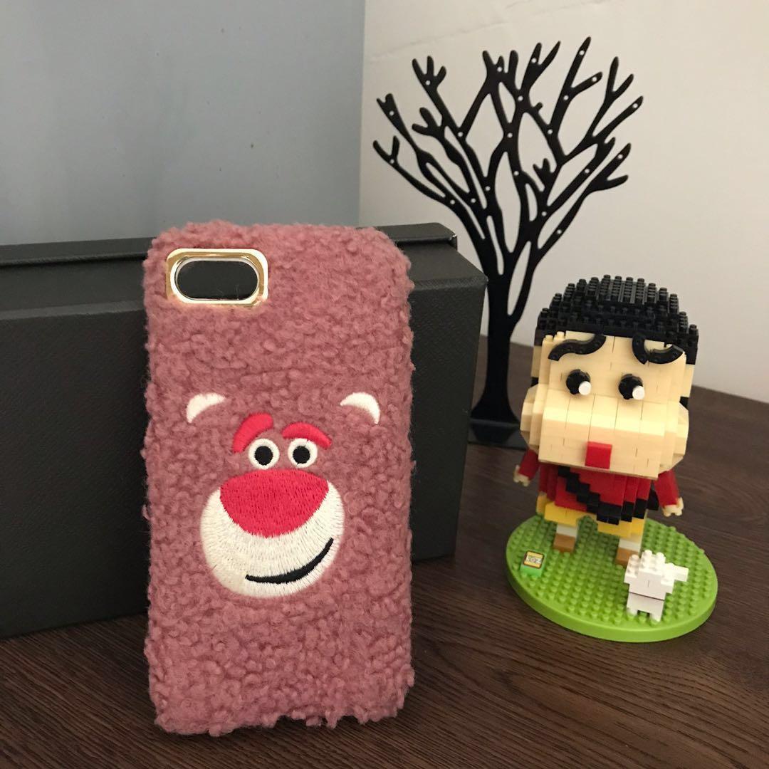 iphone 7熊抱哥手機殼(軟殼)